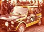 Alcide Paganelli - Ninni Russo, Autobianchi A112 Abarth, retired