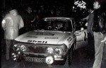 Bernard Beguin - Jean-Francoise Fauchille, Alfa Romeo 2000 GTV, 10th