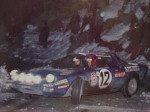 Bernard Darniche - Alain Mahe, Lancia Stratos HF, 3rdh