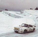 Guy Frequelin - Jacques Delaval, Porsche 911, 7tho