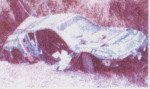 Jacques Henry - Maurice Gelin, Renault Alpine A310, accidentc