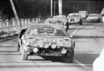 Jacques Henry - Maurice Gelin, Renault Alpine A310, accidente
