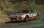 Jean-Claude Andruet - Yves Jouanny, Renault Alpine A310, accidents