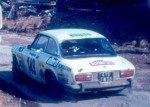 Jean-Paul Barin - Jean-Pierre Barin, Alfa Romeo 2000 GTV, 18ths