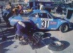 Jean Ragnotti - Jean-Marc Andrie, Renault Alpine A110 1800, retiredt