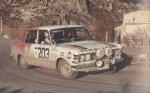Jerzy Dobrzanski - Henryk Rucinski, Polski Fiat 125p, retired