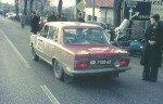 Maciej Stawowiak - Jan Czyzyk, Polski Fiat 125p 1600, excluded