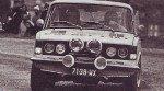 Maciej Stawowiak - Jan Czyzyk, Polski Fiat 125p, excluded