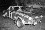 Markku Alen - Ilkka Kivimaki, Fiat 124 Abarth Spider, 6ths