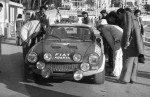 Maurizio Verini - Francesco Rossetti, Fiat 124 Abarth Spider, 15th