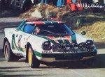 Raffaele Pinto - Arnaldo Bernacchini, Lancia Stratos HF, retireds