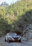Roberto Cambiaghi - Bruno Scabini, Fiat 124 Abarth Spider, 8ths