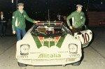 Sandro Munari - Silvio Maiga, Lancia Stratos HF, 1stf