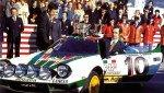 Sandro Munari - Silvio Maiga, Lancia Stratos HF, 1stm