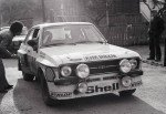 Timo Makinen - Henry Liddon, Ford Escort RS1800, retired